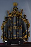 bennebroek-hervormde kerk-orgel met pauw