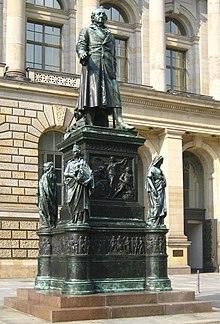 Standbild vor dem Preußischen Landtag, Berlin-Mitte (Quelle: Wikimedia)