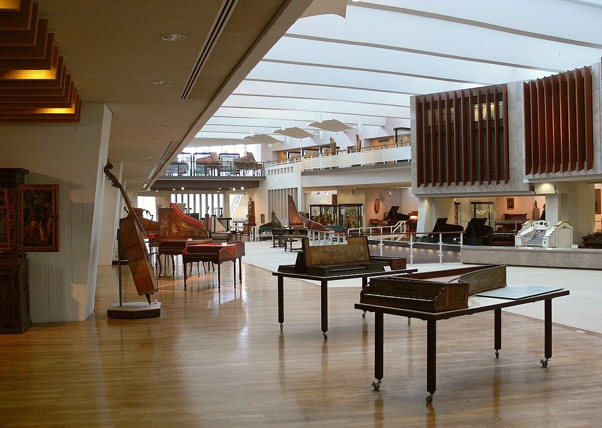 musikinstrumenten museum wikip dia. Black Bedroom Furniture Sets. Home Design Ideas