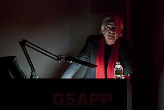 Bernard Tschumi - Bernard Tschumi at GSAPP