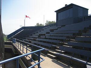 Bernie Arbour Memorial Stadium - Image: Bernie Arbour Stadium B