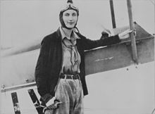 Beryl Markham, circa 1930.