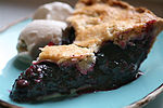 Miglior Blueberry Pie con infallibile Pie Dough.jpg