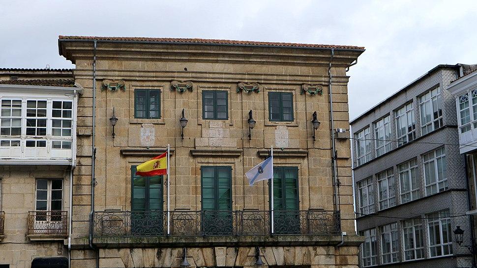 Betanzos Casa do Concello 7