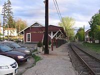 Bethel Cycle in old station 013.JPG