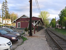Bethel Cycle in old station 013.JPG