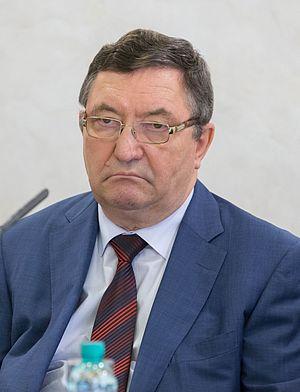 Oleg Betin - Oleg Ivanovich Betin, 2016