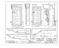 Beverwyck, Washinghton Avenue extension, Rensselaer, Rensselaer County, NY HABS NY,42-RENLA,1- (sheet 12 of 14).png