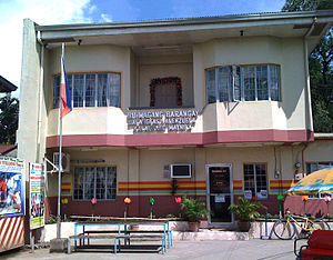 Valenzuela, Metro Manila - Barangay hall of Balangkas.