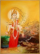 Bhramari devi goddess of the black bees shrimad wg32.jpg