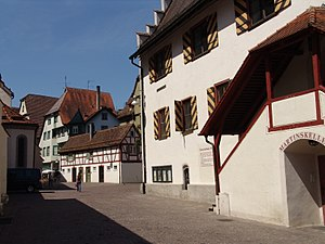 Deportations from the German-occupied Channel Islands - Biberach town