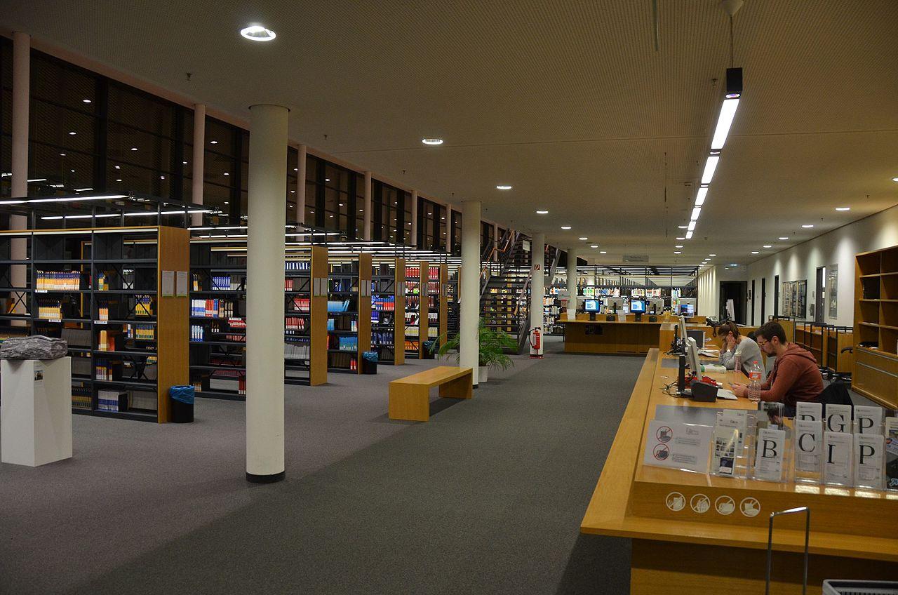 Uni Frankfurt Bibliothek öffnungszeiten