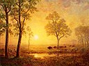 Bierstadt Albert Sunset on the Mountain.jpg