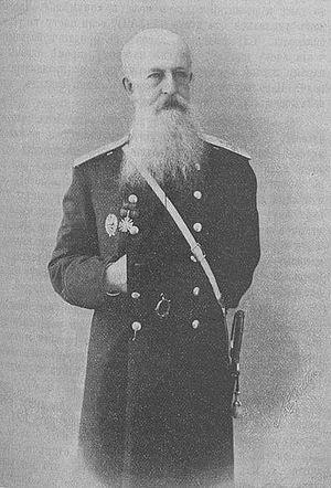 Alexandr von Bilderling - Alexandr von Bilderling in 1899