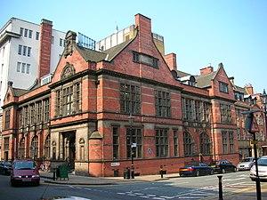 Birmingham and Midland Institute - Birmingham and Midland Institute, current site
