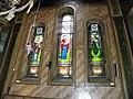 "Biserica ""Maicii Domnului, Sfintii Mucenici Ciprian si Iustina"", Zlatari, Calea Victoriei, Bucuresti sect. 3, (interior 5) (picturi de Gh. Tattarescu).JPG"