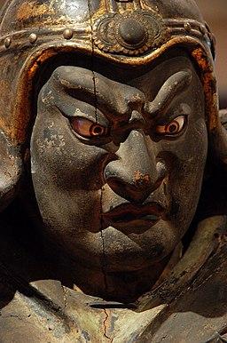 Bishamon-Ten, roi gardien du Nord (Vaisravana) (14316580832)
