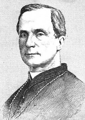James O'Connor (bishop) - Image: Bishop James O'Connor