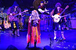 I Blackmore's Night nel 2012 al Tarrytown Music Hall.
