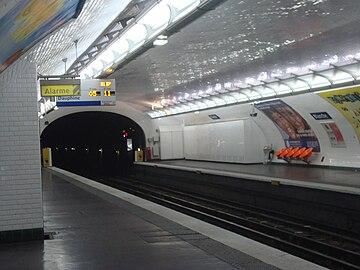 Blanche (Paris Métro)