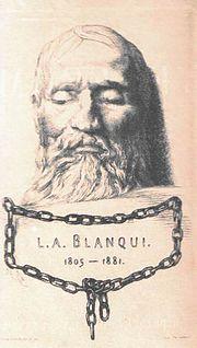 Màscara mortuòria de Louis Auguste Blanqui