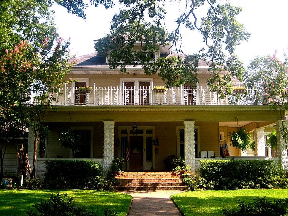 Bliss-Hoyer House, Shreveport, LA IMG 1580