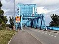 Blue Bridge (Jubilee Bridge), River Dee - geograph.org.uk - 2431874.jpg
