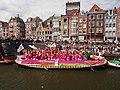 Boat 22 Pink Marrakech, Canal Parade Amsterdam 2017 foto 6.JPG
