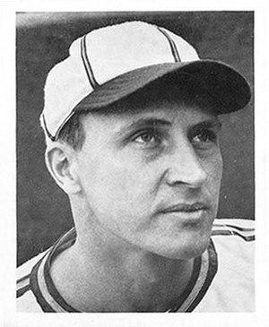 Bob Harris (baseball) - Image: Bob Harris Browns