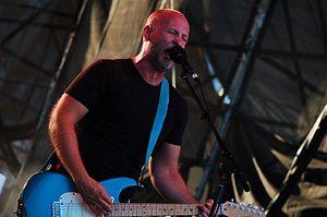 Bob Mould - Bob Mould live in 2005.