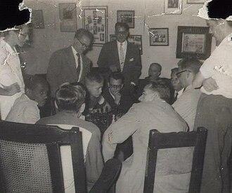 Bobby Fischer - Fischer in Cuba, March 1956