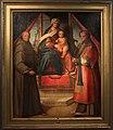 Boccaccio boccaccino, madonna in trono tra i ss. vincenzo e antonio da padova, 1518, da s. vincenzo, 01.jpg