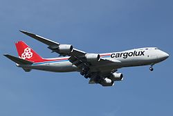Boeing 747-8R7(F) Cargolux, LUX Luxembourg (Findel), Luxembourg PP1337966873.jpg