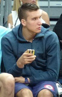 Bogdan Bogdanović (basketball) Serbian basketball player