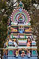 Bokkapuram Mariamman Temple SE Vimana Mar21 A7C 00577.jpg