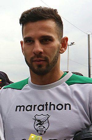Alejandro Meleán - Image: Bolivia squad 2015 (4)