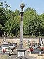 Boncourt-sur-Meuse (Meuse) croix de cimetière.JPG