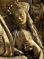 Bordeaux (33) Basilique Saint-Michel Chapelle du Saint-Sépulcre Mise au tombeau 03.JPG
