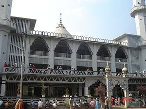 Mymensingh: Boro Masjid 1