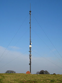 Borough Hill mast