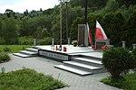 File:Borownica, pomník Polákům padlým v bojích s UPA II.jpg