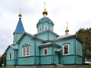 Boryskovychi Gorokhivskyi Volynska-Saint Job Churh-south-east view.jpg