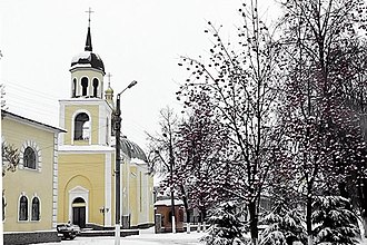 Borzna Raion - Image: Borzna Nicholas Church 1