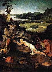 Hieronymus Bosch: Saint Jerome
