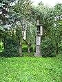 Boušice, křížek a zvonička.JPG