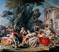 Boucher, François - Bird Catchers - 1748.JPG