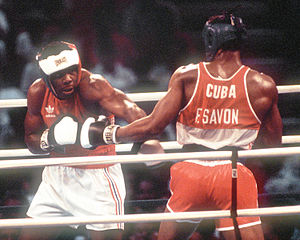 Boxing at the 1987 Pan American Games.JPEG