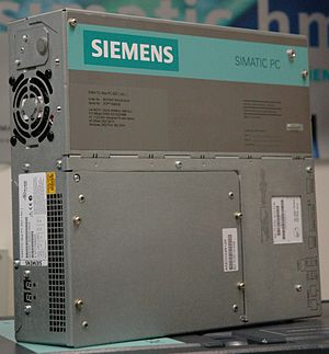 Industrial PC - Industrial PC Siemens SIMATIC PC