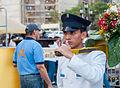 Boy carring La Chinita in Jesus Misericorde.jpg