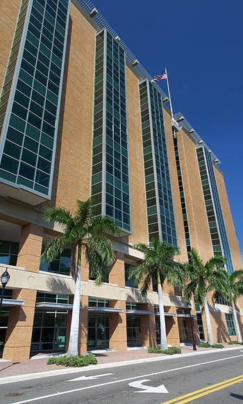 : Manatee County Judicial Center
